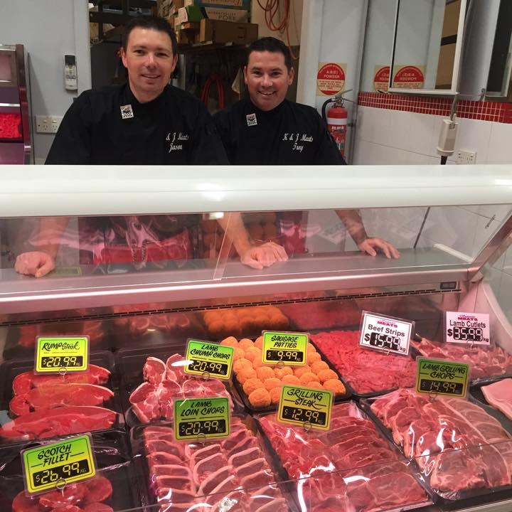 KJ Superior Meats