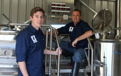 Bucket Brewery, The Macleay's own Nano Brewery