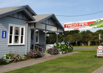 Fredo Pies & Ice Creams