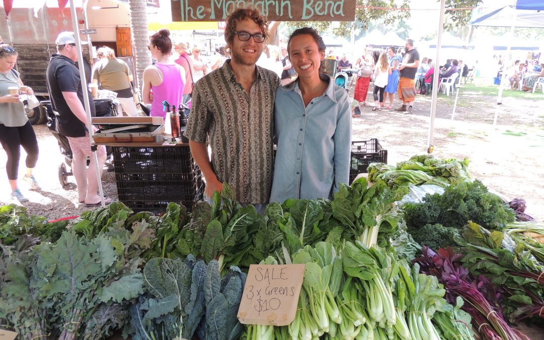 The Mandarin Bend – Organic Vegetable Producers