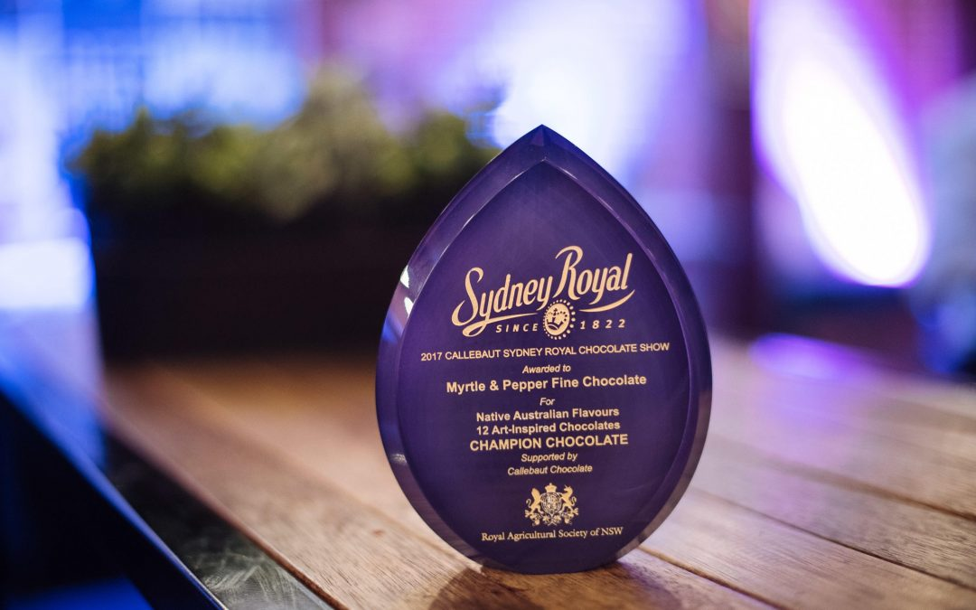 The benefits of entering a Sydney Royal competition